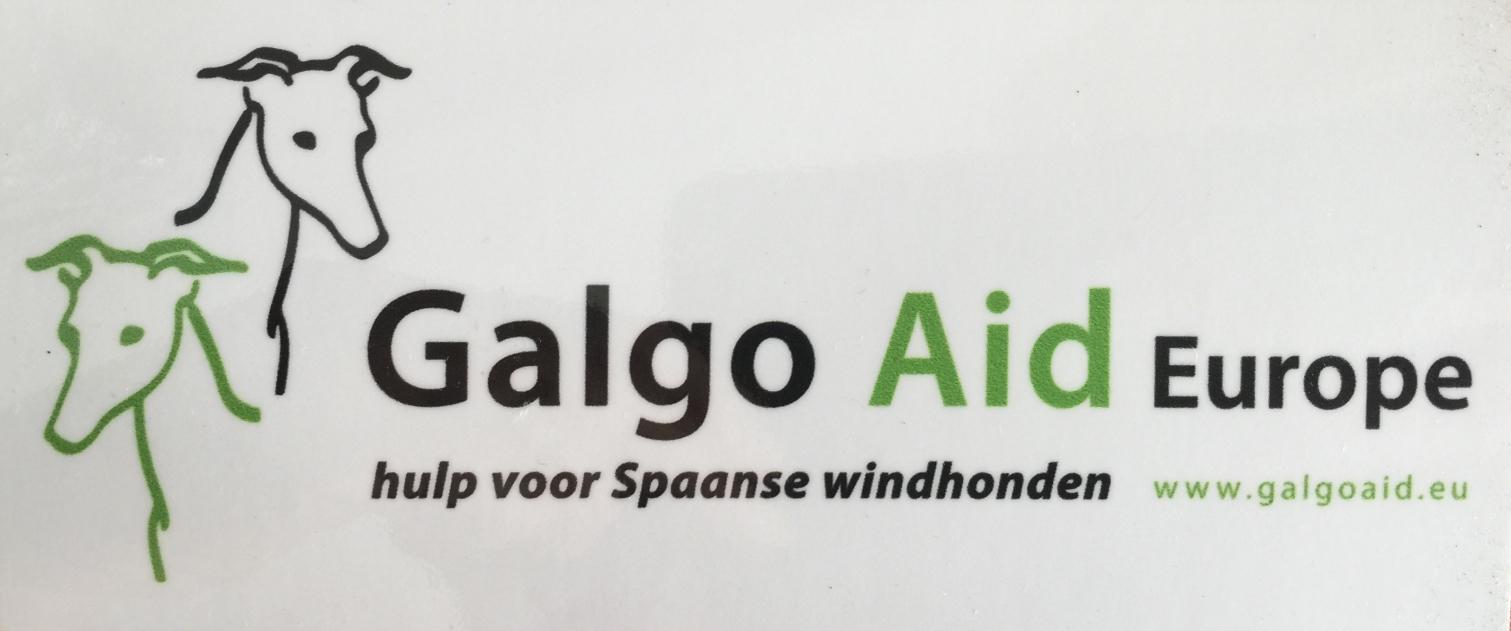 Webshop Galgo Aid Europe vzw